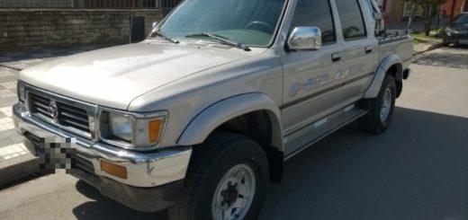 Después de una investigación de ocho meses recuperaron una camioneta robada en Campo Grande