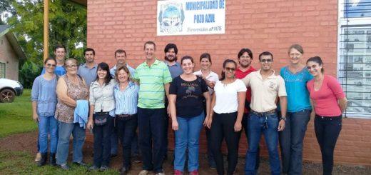 Tierra, agua, semilla, y organización: Pozo Azul, un municipio conformado por pequeños agricultores familiares