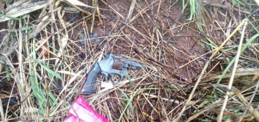 Encontraron en un malezal el arma con el que presuntamente dispararon al adolescente en el barrio Independencia