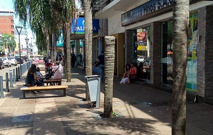 Por los compradores paraguayos la demanda de dólares sigue alta en Posadas