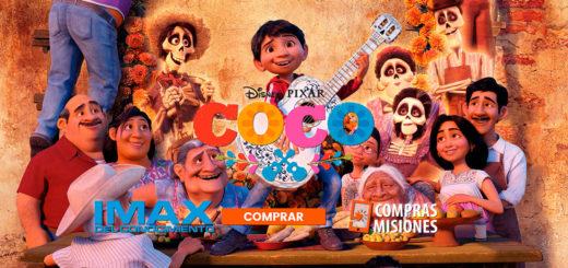 Coco, la última genialidad de Disney Pixar llega hoy al IMAX y Compras Misiones te vende las entradas