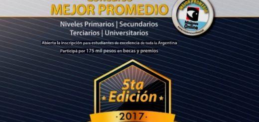 Son 12 los estudiantes finalistas del Concurso Mejor Promedio 2017