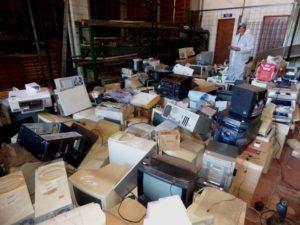 Responsabilidad extendida del productor, el debate de la ley nacional de residuos electrónicos que se viene en 2018