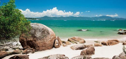 Verano 2018: las playas de Florianópolis volvieron a la normalidad tras las intensas lluvias