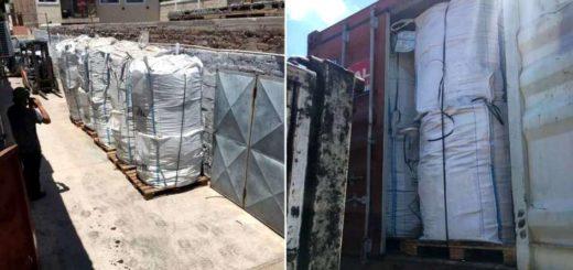 Empresa mendocina de reciclado de residuos electrónicos exportó por primera vez a Europa