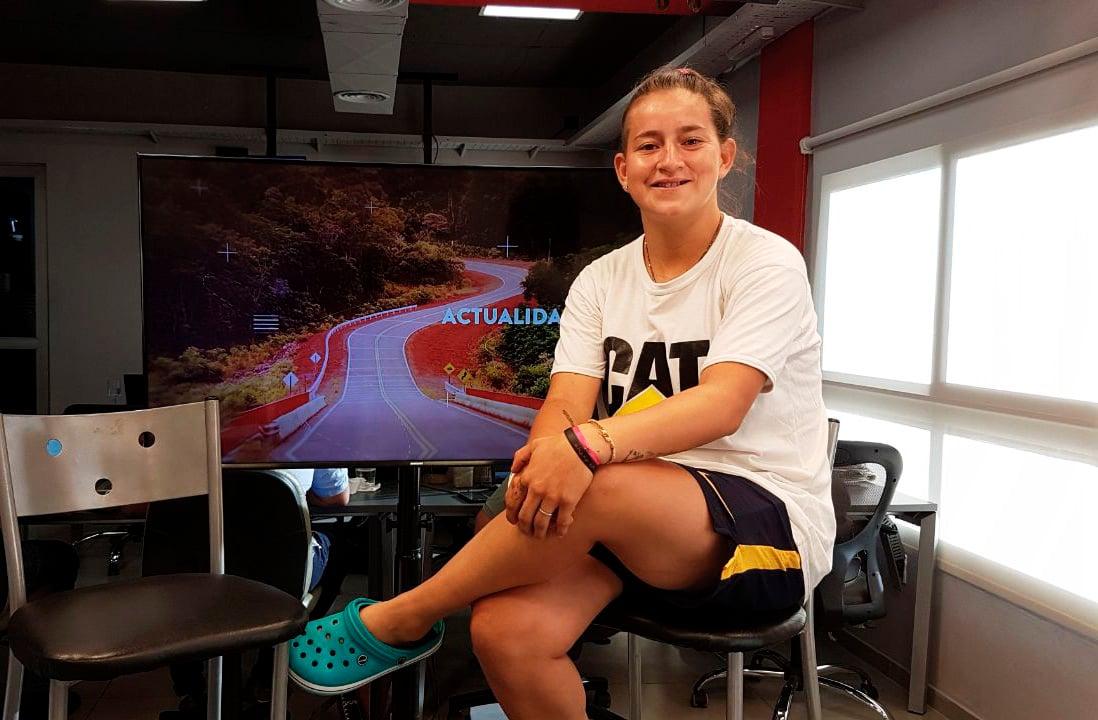 Yamila Rodríguez, la posadeña que cumplió «el sueño de la piba» y jugará profesionalmente al fútbol en España
