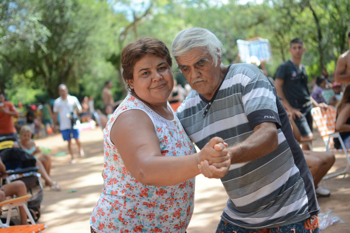 Galería: a puro sol y música, así se vivió la 26° edición del Festival de las Carpas en Itacaruaré