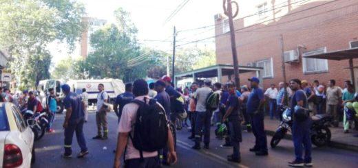 Posadas: la protesta de los municipales es por la caída de contratos y la reducción del período de vigencia de los mismos