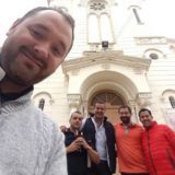 Sacerdotes misioneros concelebraron la Misa con el Papa Francisco en Chile