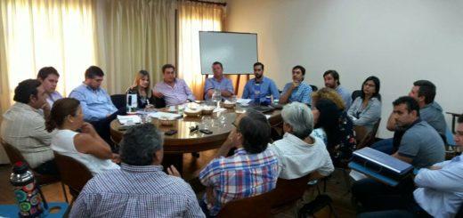 Dirigentes de Cambiemos se reunieron con integrantes de la Cámara de Comercio e Industria de Posadas