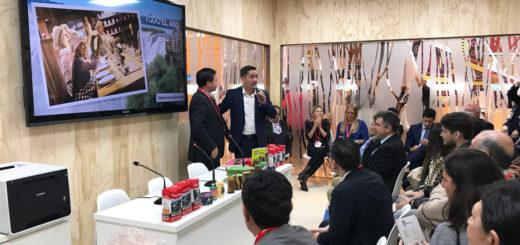 Misiones se destacó en Madrid en el stand de Argentina, con su propuesta de sostenibilidad