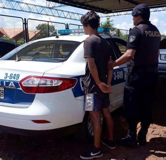 Detuvieron a tres hombres que estarían involucrados en el violento robo de una moto en Posadas