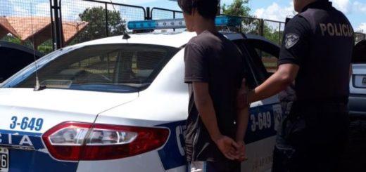 Posadas: tres detenidos por un violento robo a un hombre