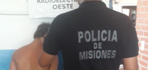 Detuvieron a un supuesto exhibicionista en Posadas