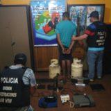 Robó en un hostel de Iguazú, intentó huir por un arroyo y fue detenido