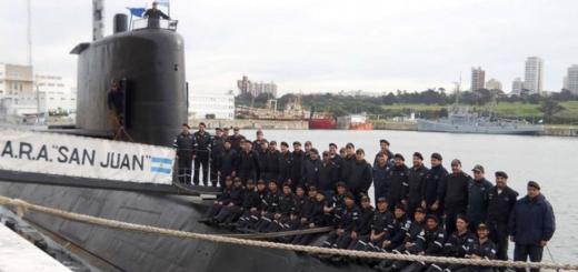 ARA San Juan: declararon los tripulantes que bajaron del submarino en Ushuaia