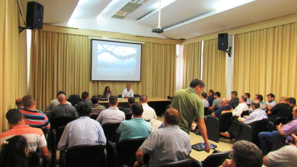 ARSAT presentó sus productos a empresarios misioneros