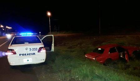 La Policía recuperó un vehículo que fue robado en Guaraní