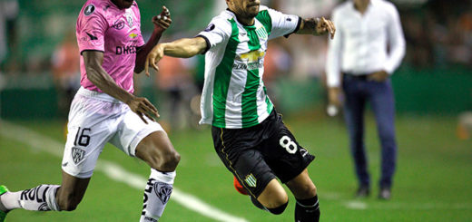 Copa Libertadores: con el misionero Richard Schunke en cancha, Independiente del Valle sumó un valioso punto ante Banfield
