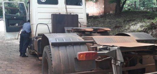 Iguazú: llevó su camión a verificación técnica y se lo incautaron por las irregularidades que tenía