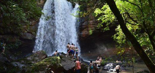 Parque Recreativo Berrondo: un clásico del verano obereño