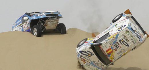 Rally Dakar, Etapa 2: Despres ganó en autos y Al Attiyah tuvo un día para el olvido