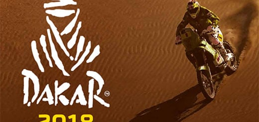 Dakar 2018: eligieron la mejor foto de toda la competencia