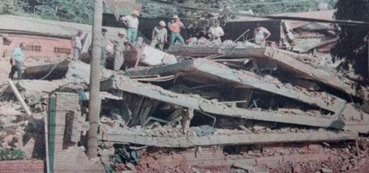 EXPEDIENTES: el derrumbe del edificio de Lavalle casi Luchessi, a casi dos décadas de un caso impune