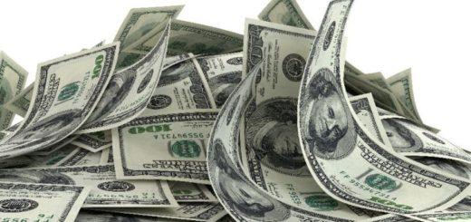 El dólar subió 27 centavos y quedó muy cerca de los 20 pesos