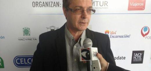 El Subsecretario de Turismo Oscar Degiusti y su hijo se recuperan en el Hospital Madariaga tras el trágico accidente