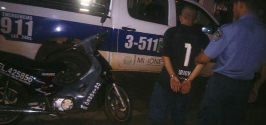 Simularon ser compradores y le robaron la moto a un muchacho que ofrecía el rodado para venderlo