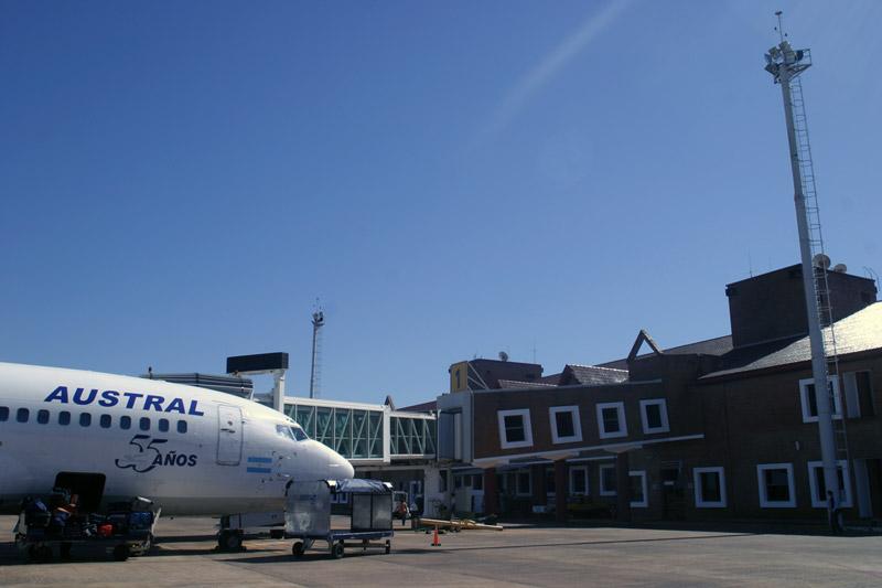 Posadas ingresó por primera vez al top 20 de los aeropuertos argentinos con más tráfico de pasajeros