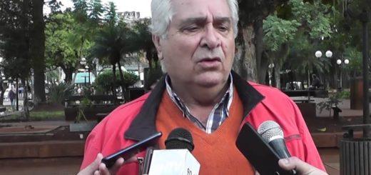 """Ruiz Moreno, de La Bancaria: """"Al gobierno le molesta la actividad sindical"""""""