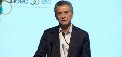 """Macri: """"El Indec se transformó en un símbolo del 'Sí, se puede'"""""""