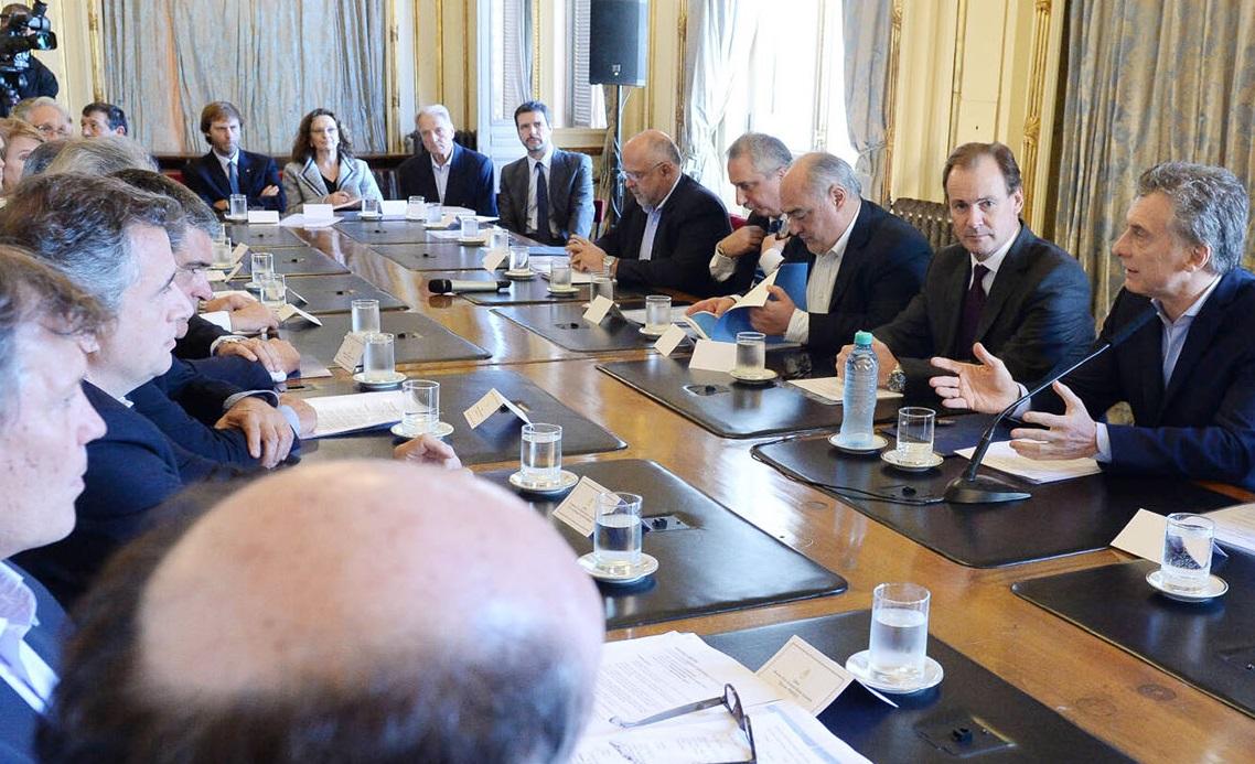 Conformidad en Apicofom luego de la tercera reunión entre Macri y la Mesa Forestal