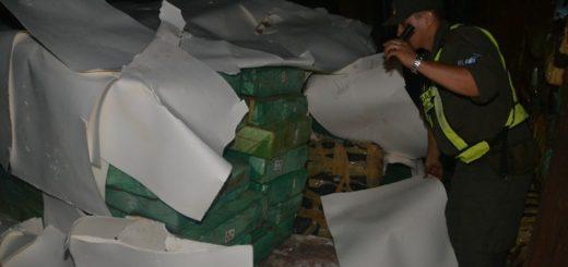 Enero récord: en apenas seis horas decomisaron casi seis toneladas de marihuana en Misiones