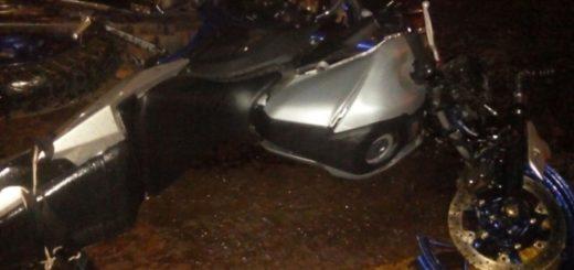 Otro motociclista falleció en un accidente vial sobre la ruta nacional 12, esta vez en Eldorado