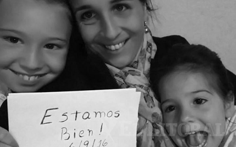 Dos años después ubicaron a las nenas correntinas que habían desaparecido junto a su madre