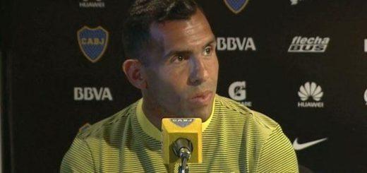 Tevez aseguró que no se arrepiente de haberse ido a China y manifestó que se ilusiona con la Selección