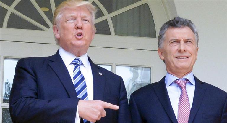 Trump designó a un exjuez como nuevo embajador de EEUU en la Argentina