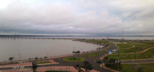 Lunes con lluvias y tormentas en Misiones
