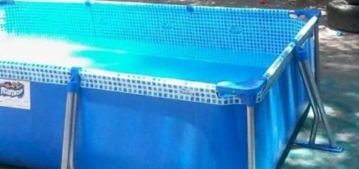 Falleció un nene de 7 años atrapado en una pileta de lona en Mendoza
