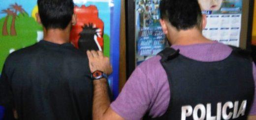 San Vicente: en operativo de prevención de delitos, policías atrapan a un prófugo de la justicia