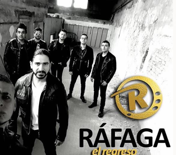 El año de los grandes shows en Umma: el 27 de abril actuará Ráfaga con el regreso del cantante original