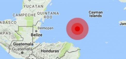 Un sismo de magnitud 7,6 sacudió las costas del Caribe y emitieron alerta de tsunami