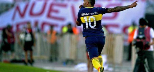 """Tevez """"chicaneó"""" a River antes de su primer partido oficial tras su regreso a Boca"""