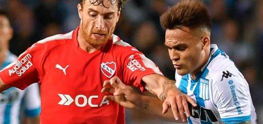 Torneo de Verano: Independiente y Racing mudarán esta noche el clásico a Mar del Plata