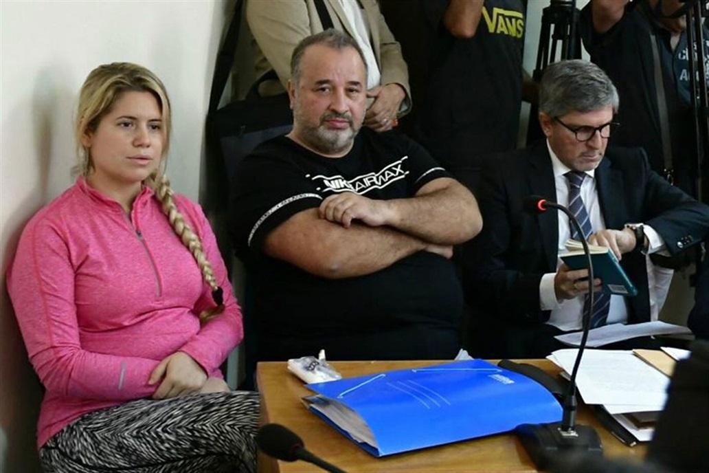 Paola Fiege, la esposa posadeña del sindicalista Balcedo, denunció maltratos y condiciones inhumanas en la prisión