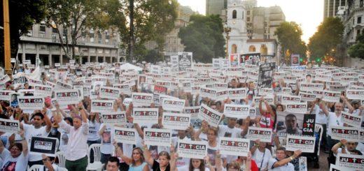 A seis años de la tragedia de Once, familiares y amigos homenajean a las víctimas