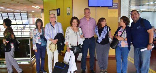 Turismo Social: afiliados del IPS viajaron en avión a Salta